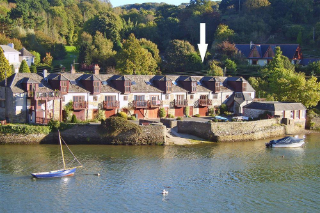 Anchor Cottage, Noss Mayo