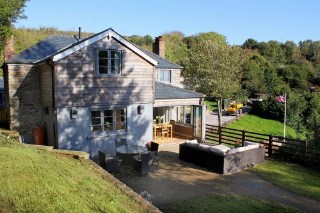 Stoke Cottage Noss Mayo, South Devon