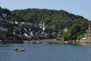 Tidal Waters Noss Mayo, South Hams, South Devon